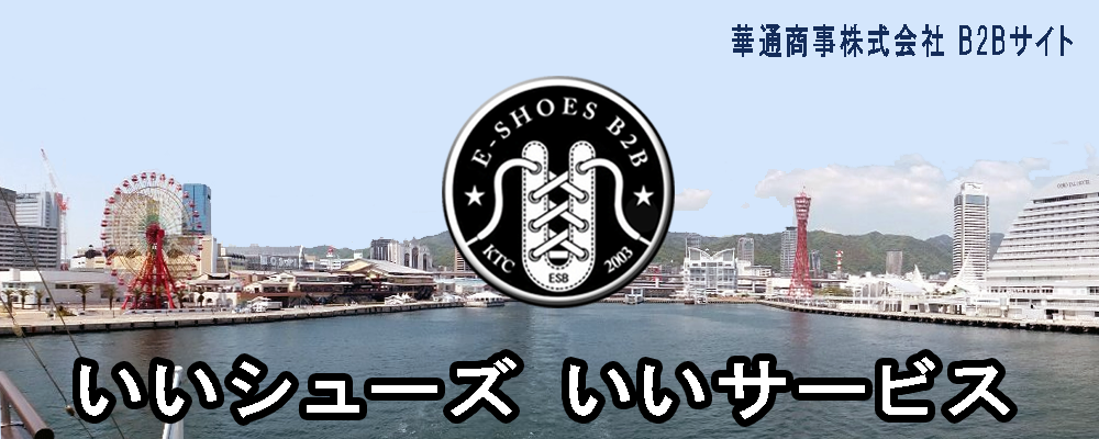 E-Shoes B2B トップバナー